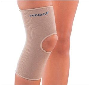 5704 SUPER ELASTIC KNEE BRACE WITH PATELLA OPENING