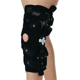 5722 DEFENDER MESH OA KNEE BRACE ( LEFT )