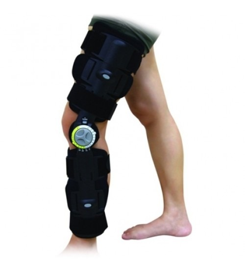 57260 LENGTH ADJUSTABLE ROM KNEE BRACE