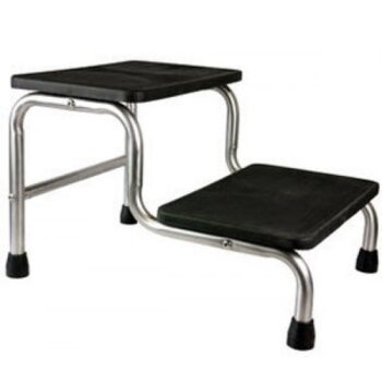 FOOT STEP DOUBLE STAINLESS STEEL