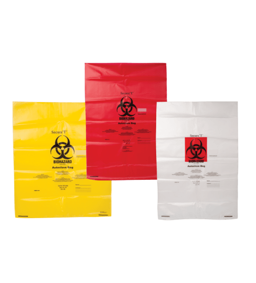 BIOHAZARD BAG 25LTR PACK OF 10