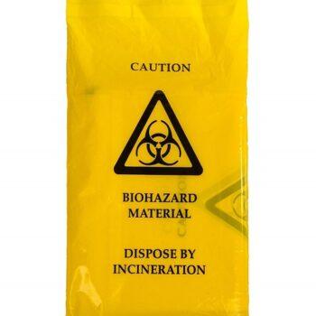 BIOHAZARD BAG 25LTR PACK OF 10