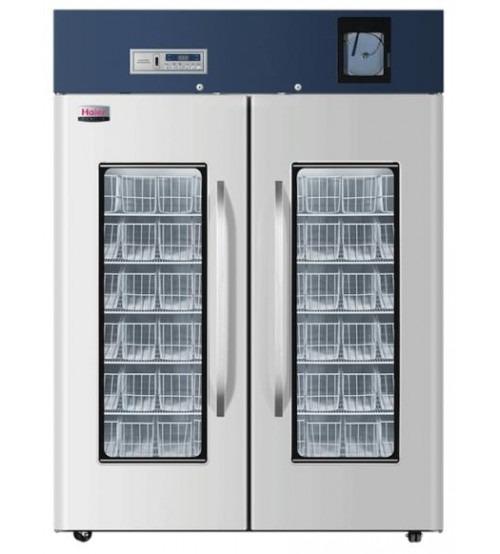 BLOOD BANK REFRIGERATOR - HAIER HXC-1308
