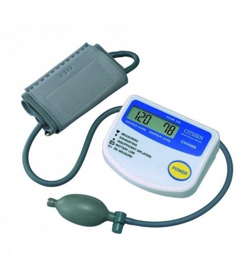 BLOOD PRESSURE MONITOR CITIZEN - UPPER ARM CH-308B