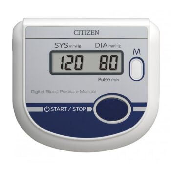 BLOOD PRESSURE MONITOR CITIZEN - UPPER ARM CH-452