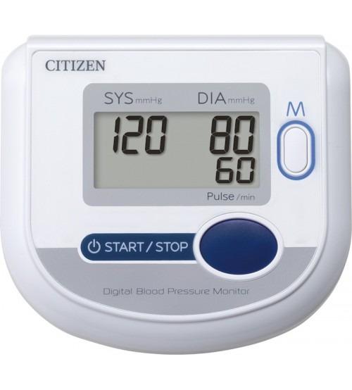BLOOD PRESSURE MONITOR CITIZEN - UPPER ARM CH-453