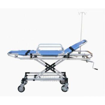 EMERGENCY BED STRETCHER TROLLEY