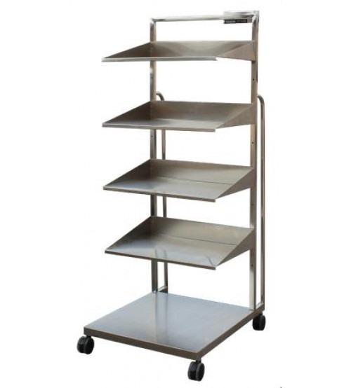 ENDOSCOPY EQUIPMENT TROLLEY