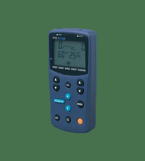 TENS / EMS COMBO ELECTRICAL STIMULATOR UNIT ES-320 JAPAN