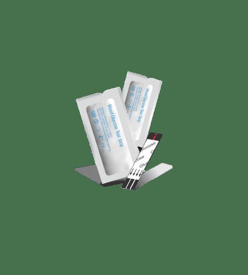 GLUCOMETER TEST STRIPS CERTEZA GL-110