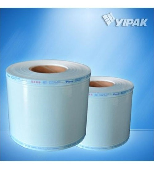 STERILIZATION PAPER HEAT SEALING FLAT SEAL 250mm X 200mm YIPAK CHINA