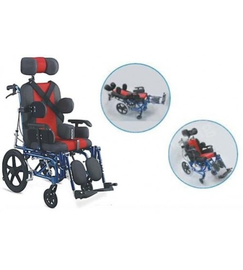 WHEEL CHAIR C.P ADULT & CHILD KY-958LC-46 / 36