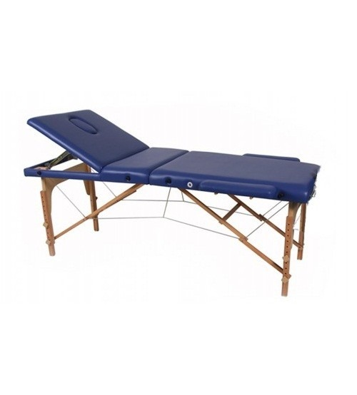 WOODEN PORTABLE MASSAGE TABLE - MS-02FE
