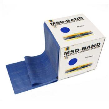 FULL BOX MSD BAND - Extra Heavy-Blue
