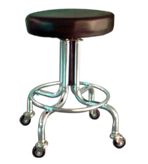 PATIENT STOOL - FOAM TOP