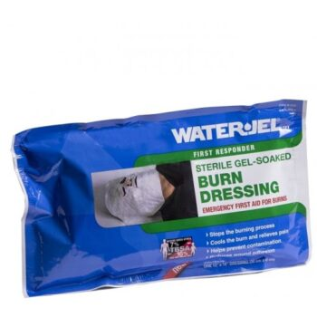 "WATER GEL BURN DRESSING 12"" X 16"" ( 30CM X 40CM ) USA"