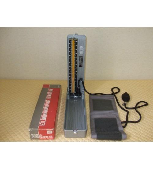 BLOOD PRESSURE MONITOR MERCURIAL MODEL-600 YAMASU JAPAN