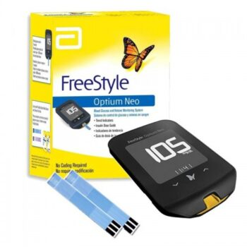 Best Selling GLUCOMETER ABBOTT FREESTYLE OPTIUM