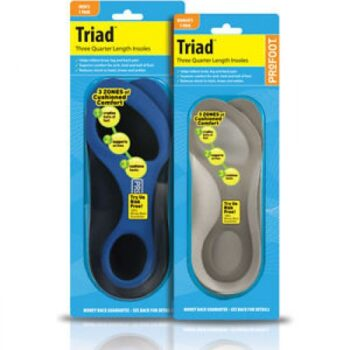 PROFOOT TRIAD INSOLE WOMENS