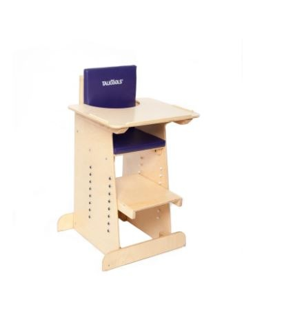 Therapy Chair with Tray - NEW & IMPROVED