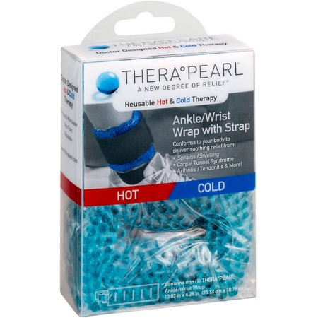 THERA PEARL REUSEABLE ANKLE / WRIST WRAP U.S.A